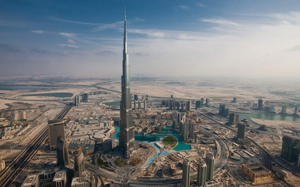 Дубай башня бурдж халифа сколько этажей цена квартиры в бурдж дубай